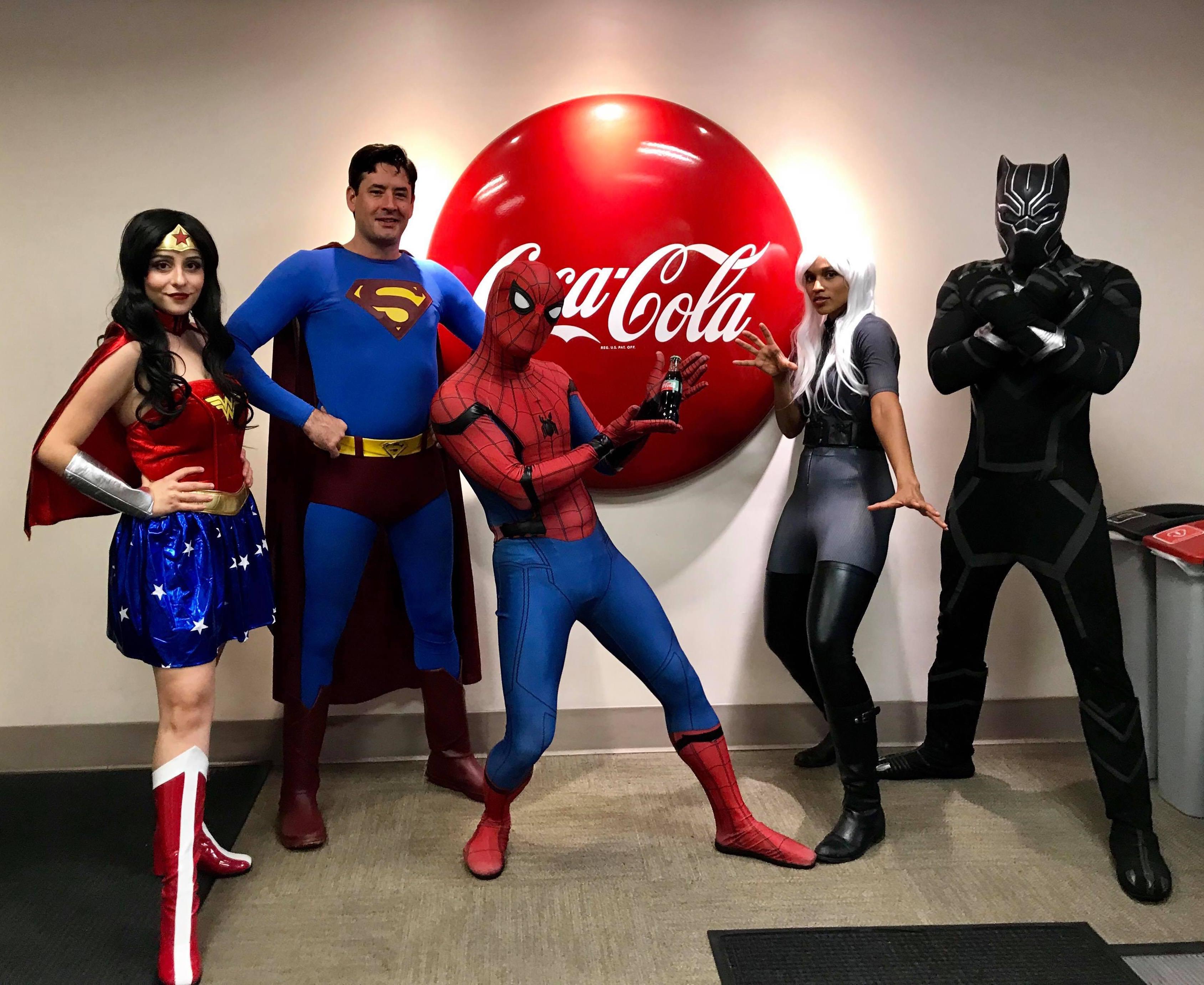 Atlanta Superheroes For Rent