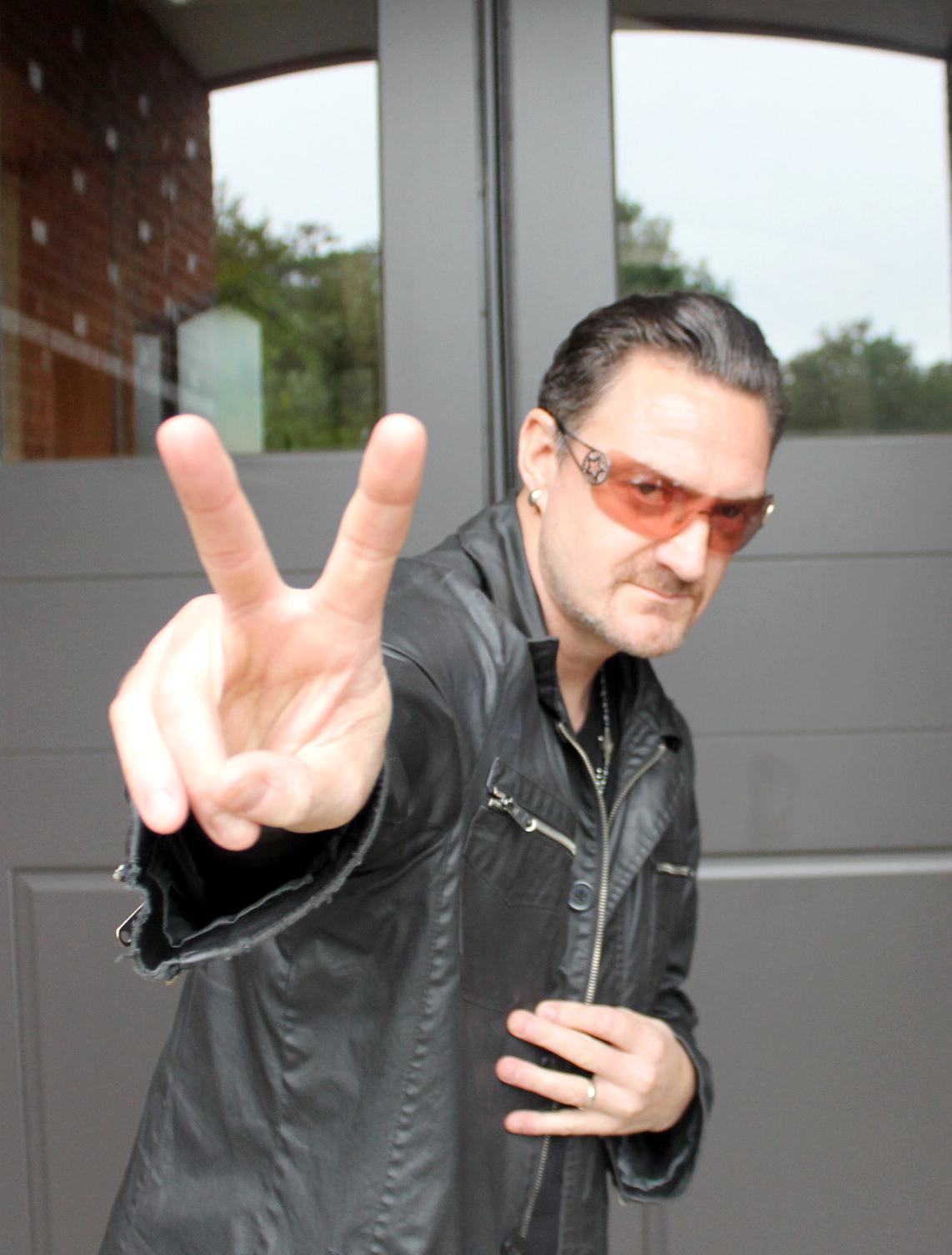 Bono U2 Impersonator Atlanta GA
