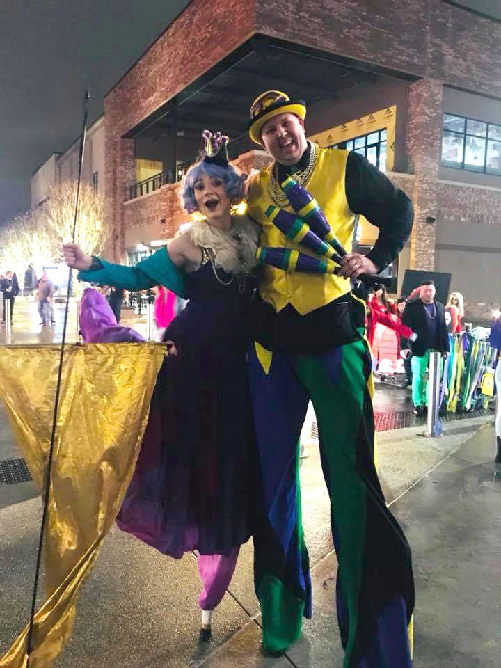 Atlanta Mardis Gras Entertainment