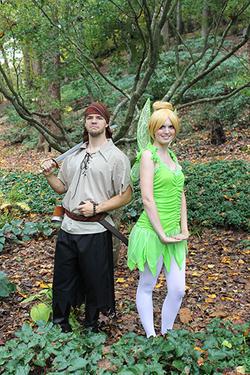 Peter Pan Birthday Atlanta GA