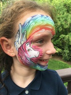 atlanta face-painter