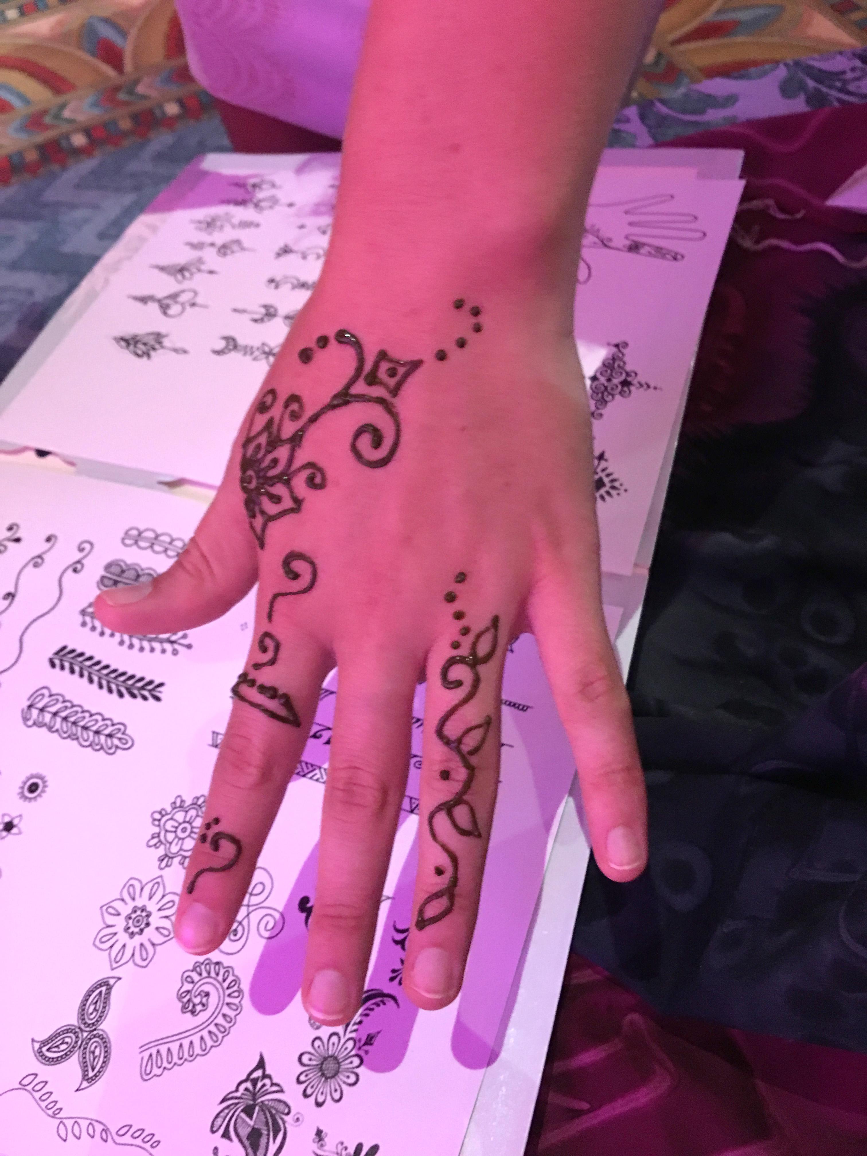 Atlanta Henna Artist