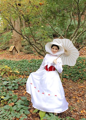 Mary Poppins Tea Party Atlanta