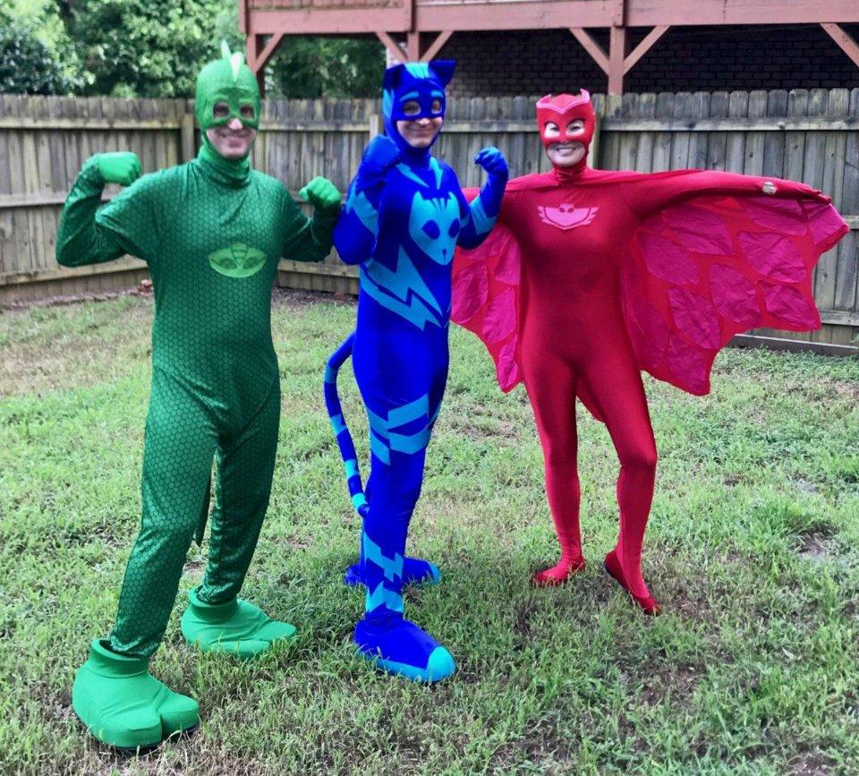 PJ Masks Party Character Atlanta