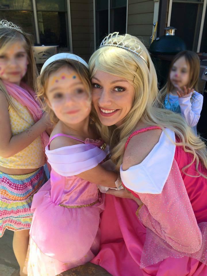 Atlanta Princess Birthday Party