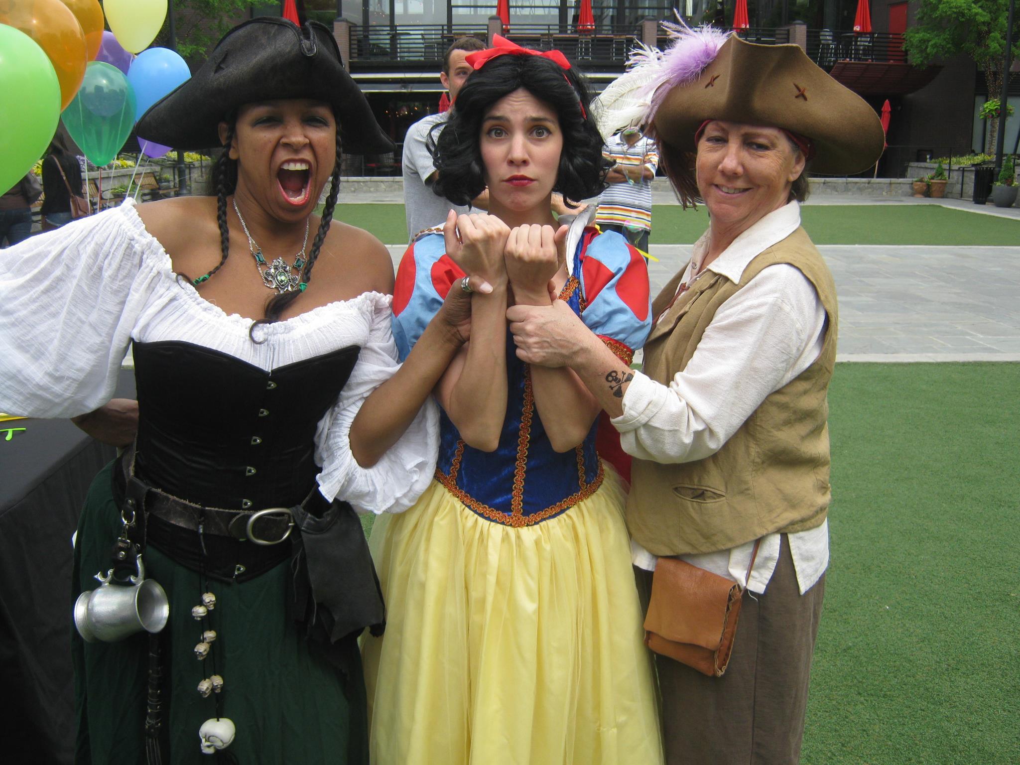 Female Pirate Party Atlanta