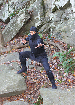 Atlanta GA Ninja Party