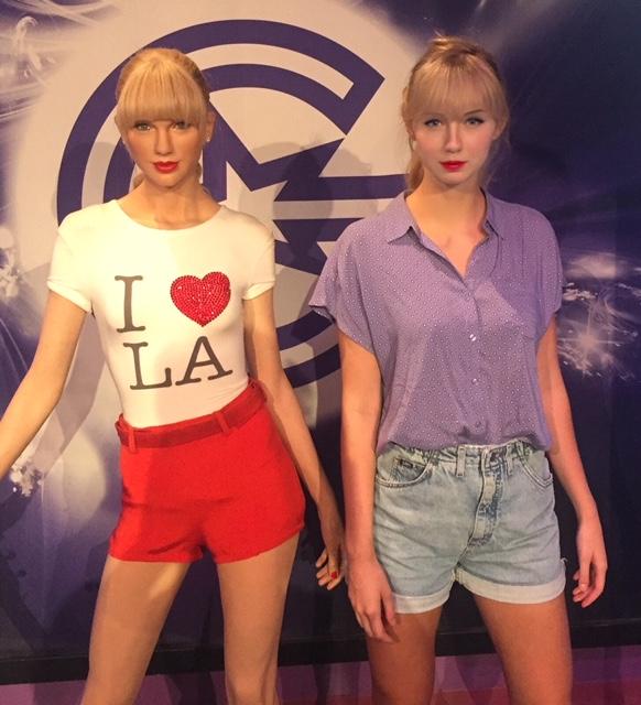 Atlanta Taylor Swift Impersonator