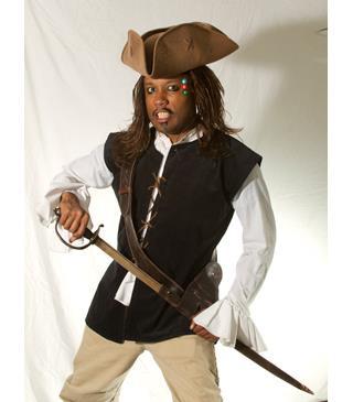 Black Pirate Party Atlanta GA