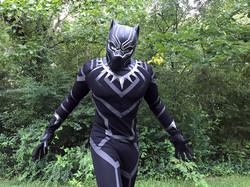 Black Panther Character Atlanta