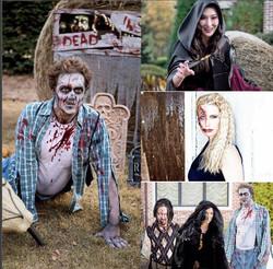 Atlanta Haunted House Characters