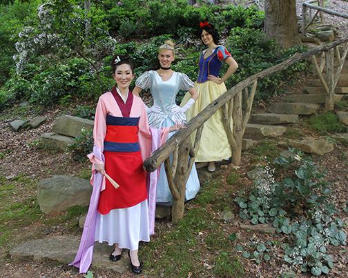 mulan princess party atlanta ga