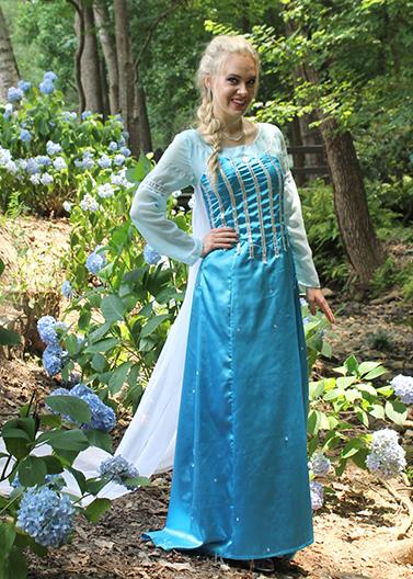 Atlanta Elsa Frozen Birthday Party