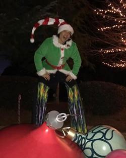 Holiday Stilt Walkers Atlanta
