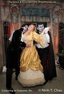 Silly Vampires