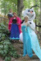 Atlanta Georgia Princess Parties | Princess Party Characters