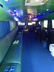 Atlanta GA Video Game Bus Birthday Party