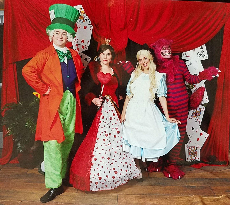 Alice in Wonderland Theme Atlanta