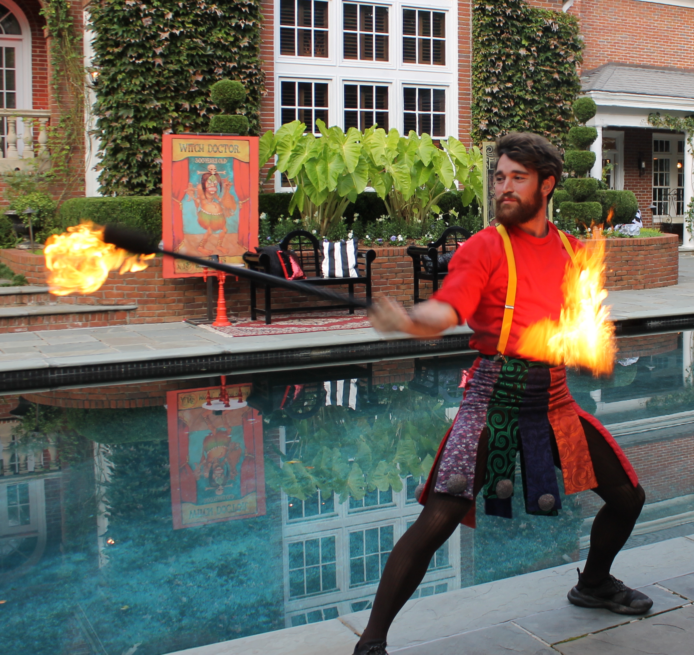 Atlanta Fire Breather