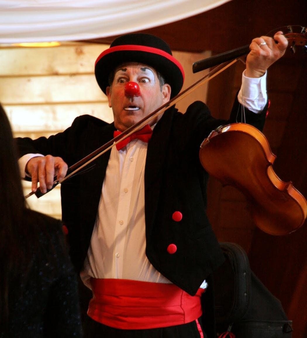 Musical Clown Atlanta GA