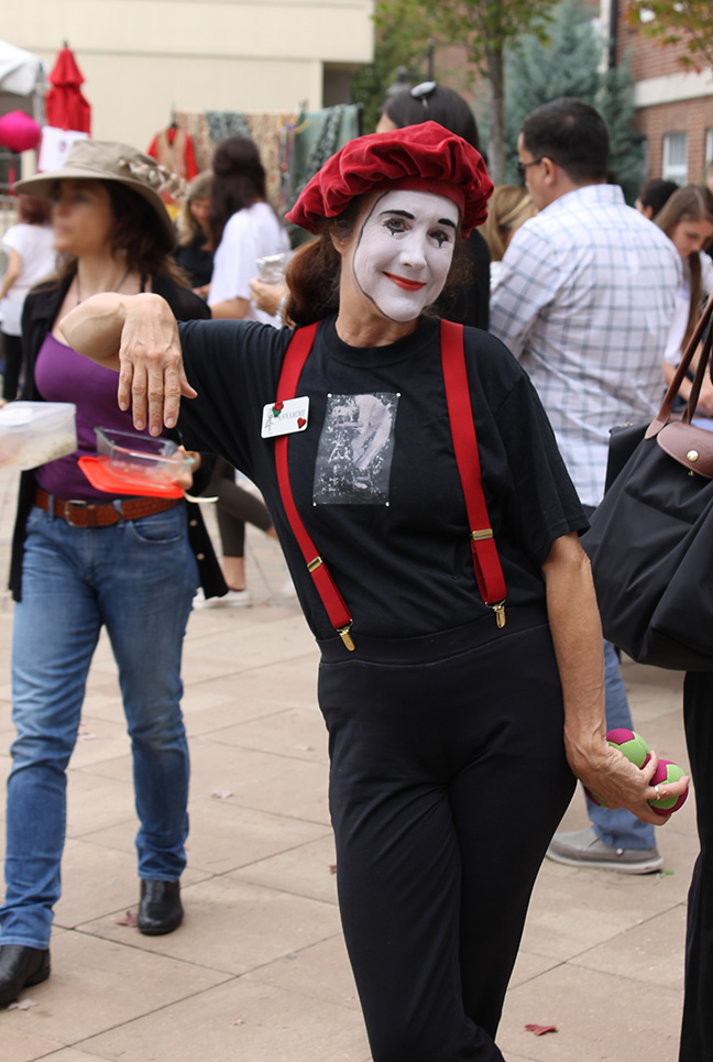 Best Atlanta GA Mimes
