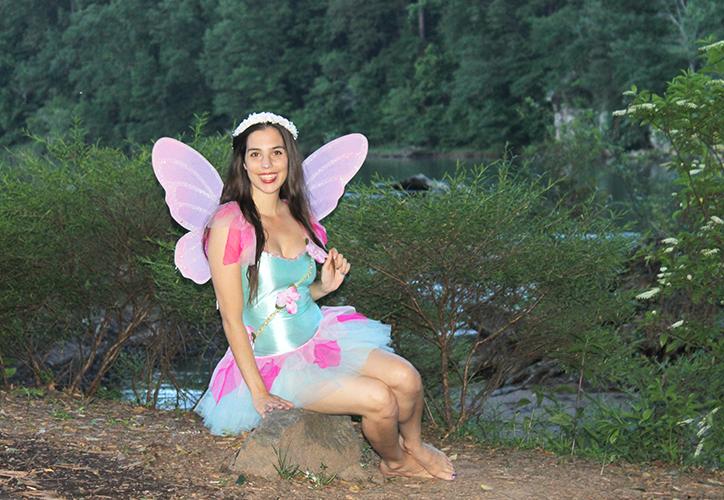 Fairy Birthday Party Atlanta GA