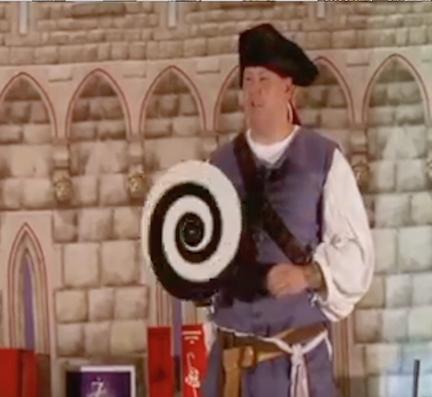 pirate magic show atlanta ga