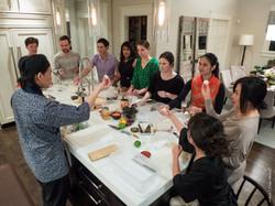 Sushi Making Parties