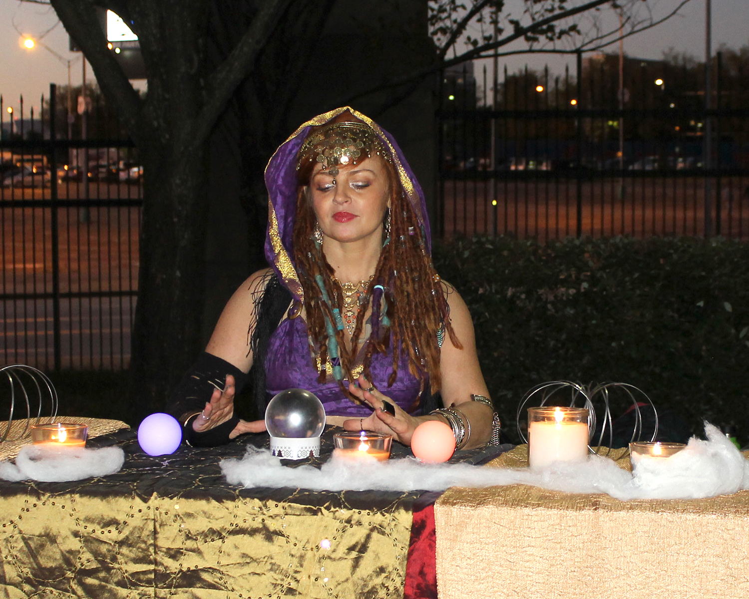 Tarot Crystal Ball Reader Atlanta