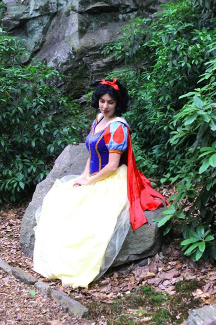 Atlanta Snow White Birthday Party