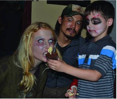 Silly Zombies for Kids
