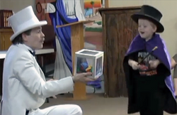 atlanta best magician for kids