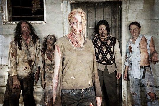Atlanta GA Zombie Halloween Party