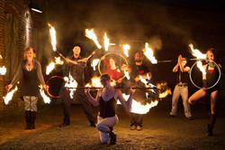 Fire Breather Spinner Dancer Atlanta