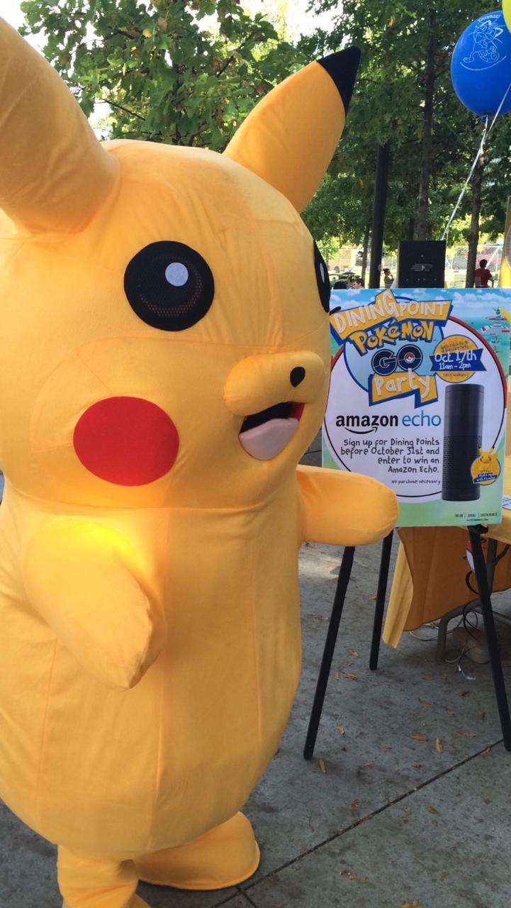 Pikachu | Pokeman Party | Atlanta GA