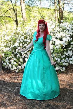 Ariel Little Mermaid Party Atlanta