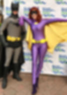 atlanta batgirl party character