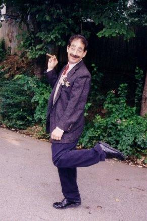 Groucho Marx Impersonator Atlanta