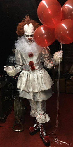 Pennywise Costumed Character Atlanta