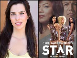 Star with Queen Latifah