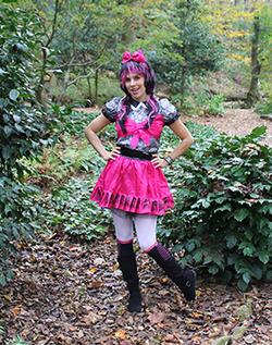 Monster High Birthday Party Atlanta