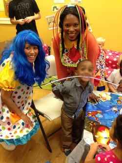 Atlanta Clown Birthday Party