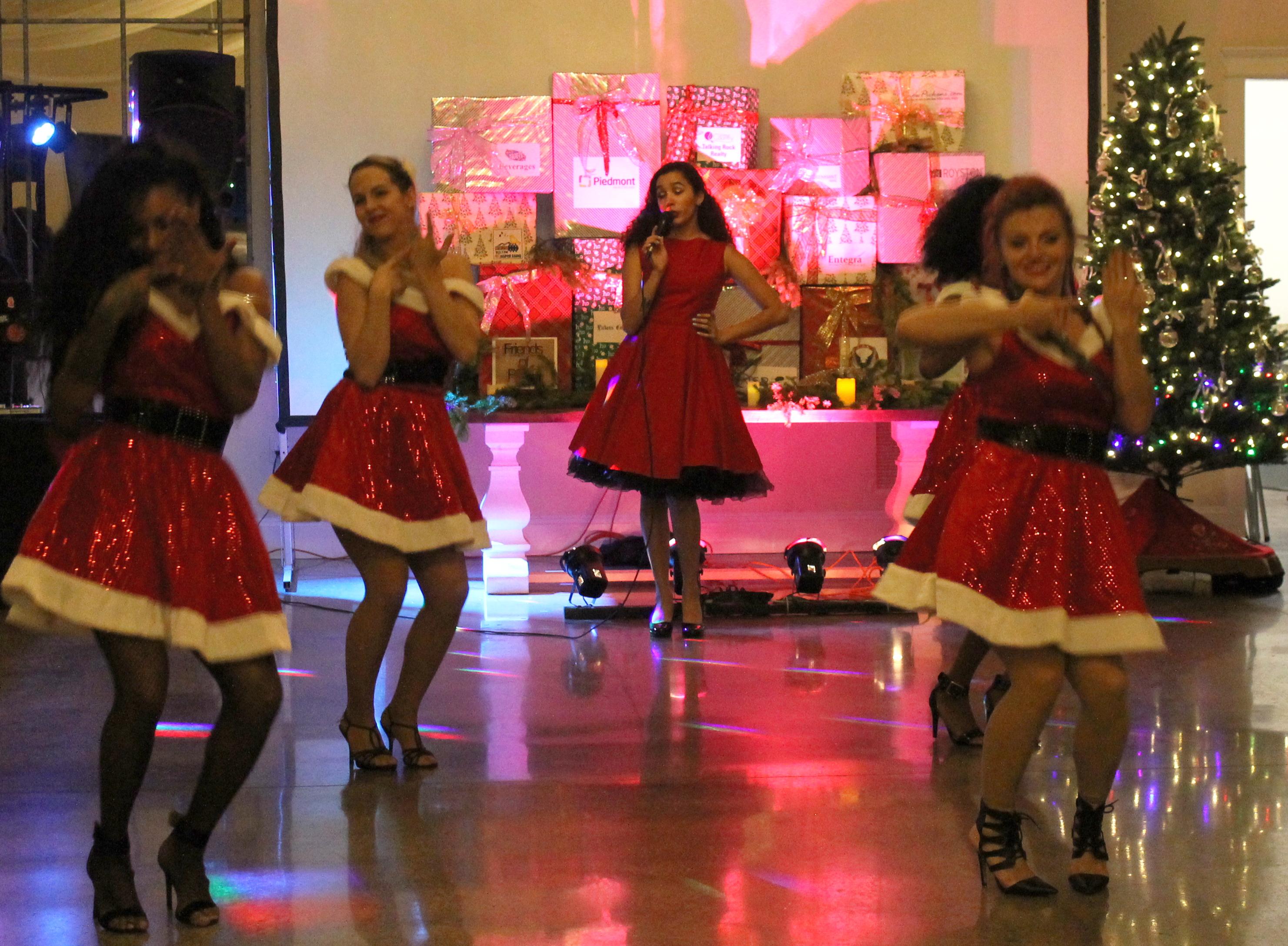 Holiday Christmas Dance Show Atlanta