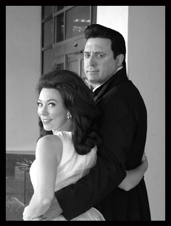 Johnny and June Cash Impersonator