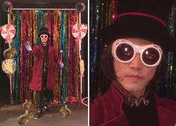 Willy Wonka Impersonator Atlanta GA