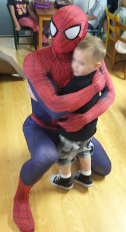 Atlanta Spiderman Birthday Party