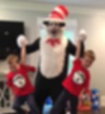 Cat in the Hat Party Atlanta GA