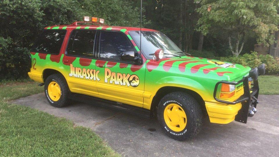 Jurassic Park Dinosaur Party Atlanta