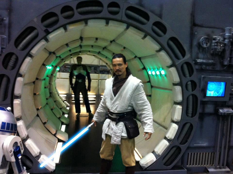 Jedi Birthday Party Atlanta