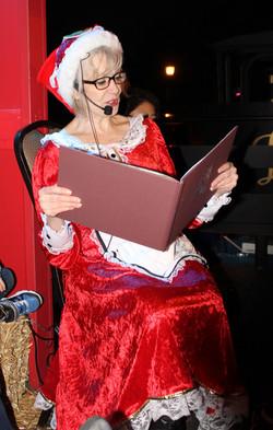 Mrs Claus Character Atlanta GA